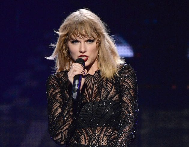 Taylor Swift's Use Of Facial Recognition Sparks Future Privacy Concerns
