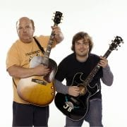 Tenacious D Adds More Dates To Their First Full-Length Tour In Five Years