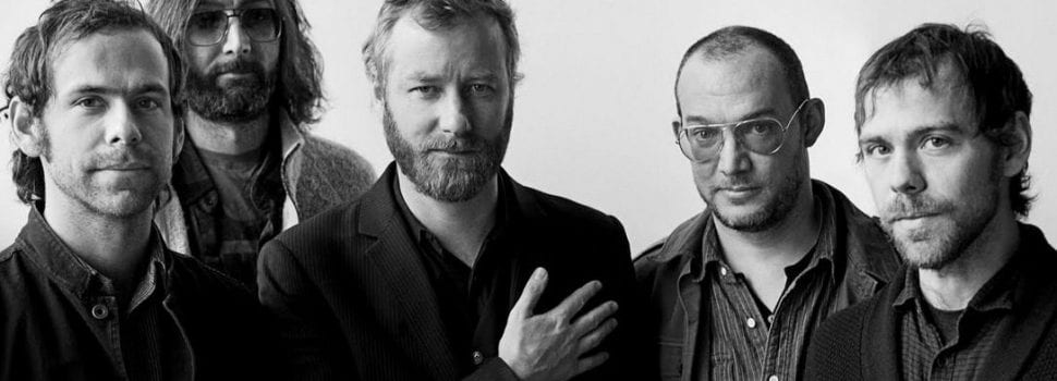The National Releases Headlining Show Dates Through Fall