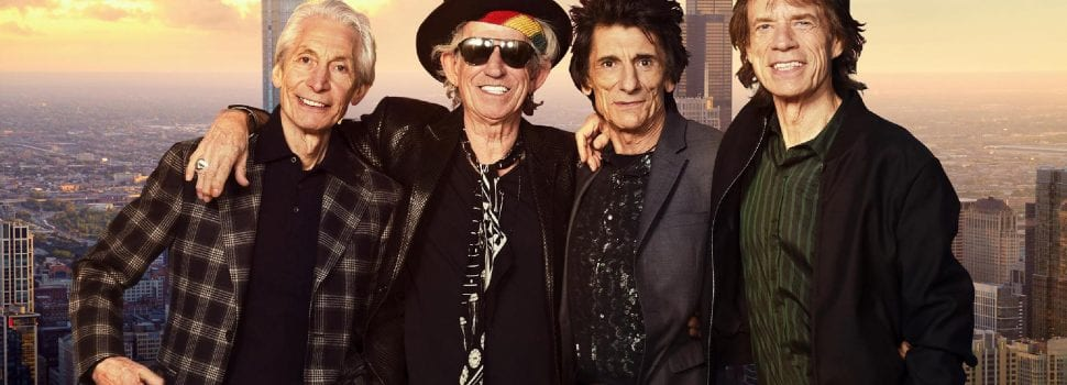 The Rolling Stones' 'No Filter' Tour Takes Over Tuesday Best-Sellers