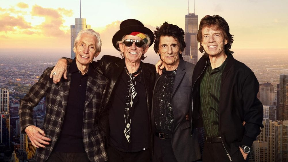 The Rolling Stones' 'No Filter' Tour Takes Over Tuesday Best