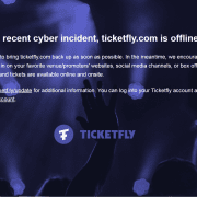User Data of Millions Exposed in Ticketfly Hack; Investigation Continues