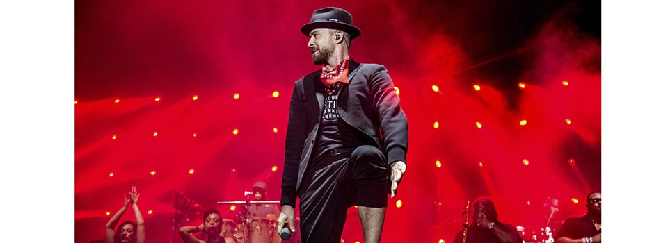 Feb. 19 Onsales – Justin Timberlake Fall Dates Now Available
