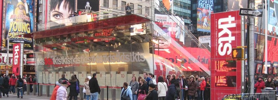 TKTS Customer Files Consumer Complaint Over a Dime