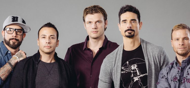 Backstreet's Back: The Boys Return After Five Years, Continue Vegas Residency