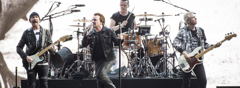 U2 Fans Face Outrageous Prices for Final U.S. Tour Stop