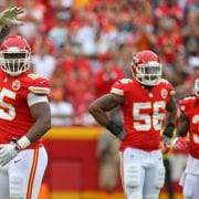 Kansas City Chiefs, Cincinnati Bengals Top Thursday Best-Sellers