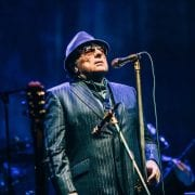 Packed Van Morrison Show Leads to Chaos, Long Queue Lines
