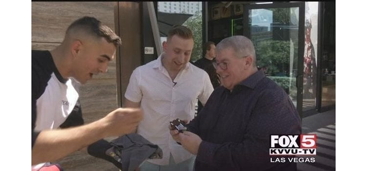 Ticket Broker Gifts Two Marines Stanley Cup Tickets After Scam