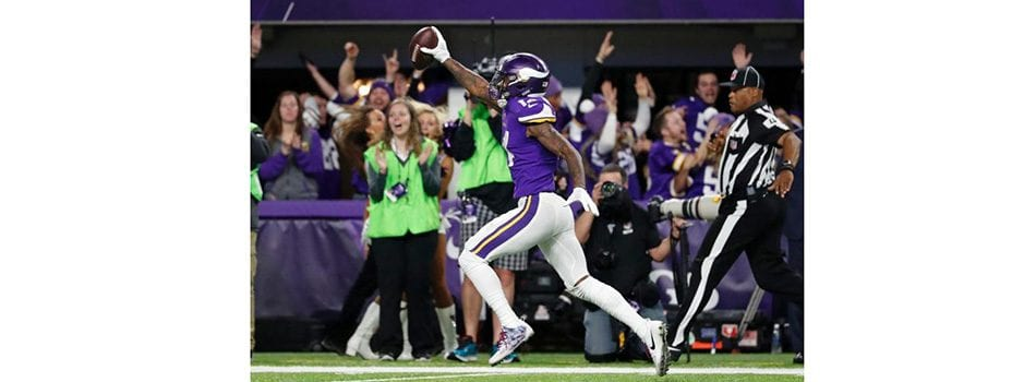 Vikings Fever Hits Market After Wild Win in NFC Divisional Game
