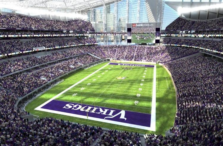 Minnesota Vikings' Games Among Thursday Onsales