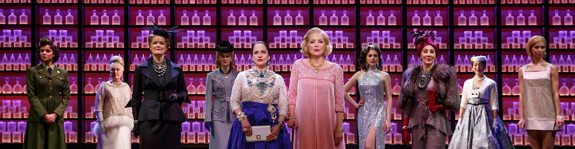 War Paint, with Patti LuPone and Christine Ebersole, Sets Broadway Close Date