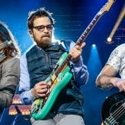 Weezer Announces Release of the 'Black Album,' Tour With Pixies