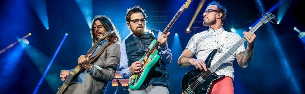 Weezer Announces Release of the 'Black Album,' Tour With Pixies