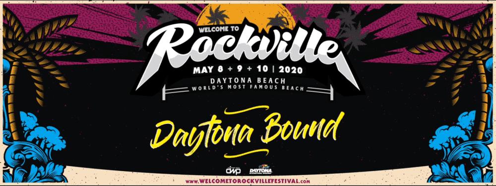Daytona Music Festival 2020 Welcome To Rockville Festival To Move To Daytona In 2020