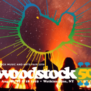 Woodstock 50 Takes Over Monday Best-Selling Events
