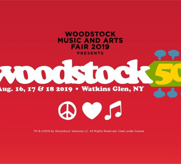 Woodstock 50th Anniversary Festival Canceled