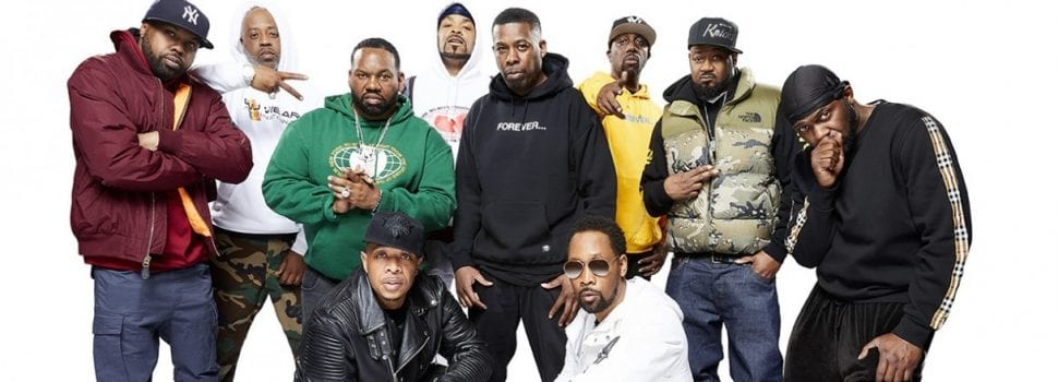 Wu Tang Clan To Play Reunion Shows In Philadelphia, New York